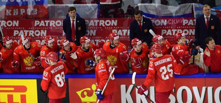 Сборная России по хоккею берет бронзу на ЧМ 2019